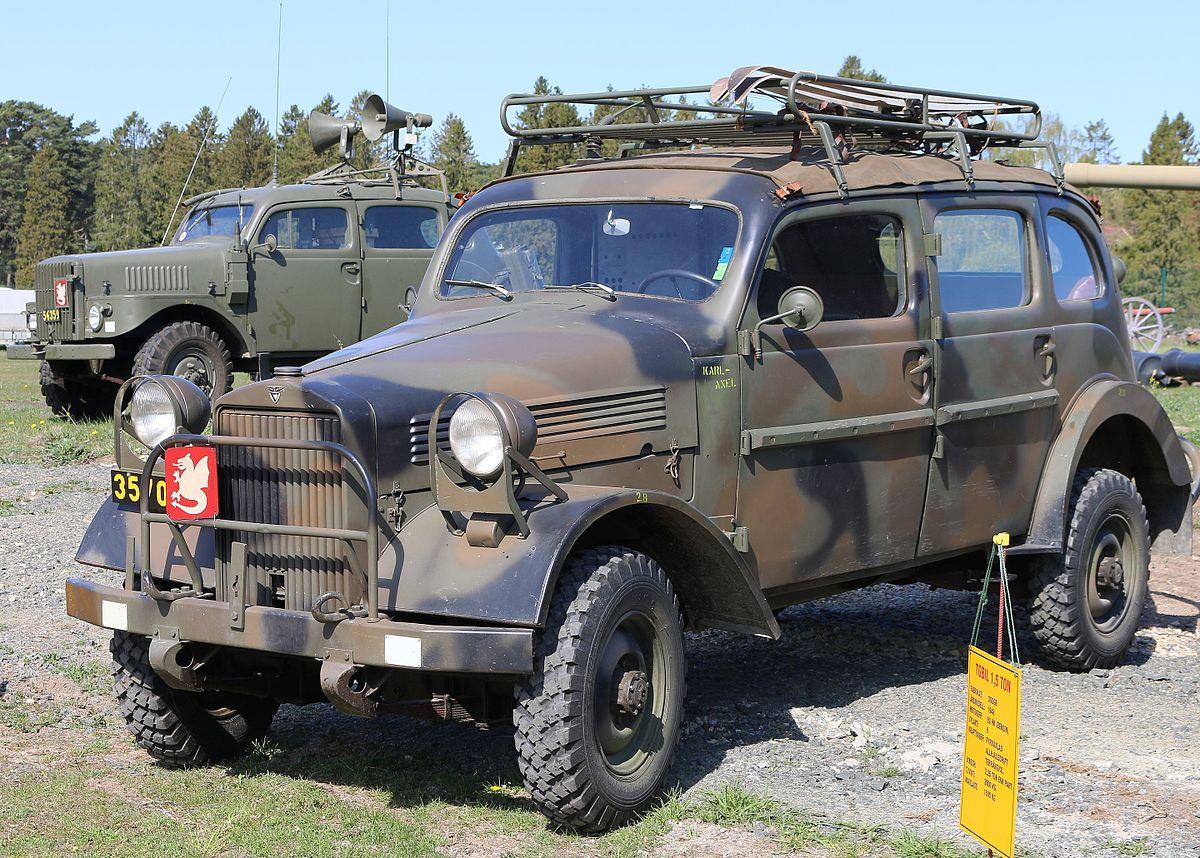 Terrängpersonvagn m/43 – Wikipedia