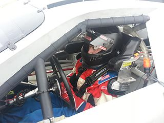 Kyle Weatherman American racing driver
