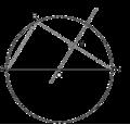 Thales cirkels bewezen met Thales 2.png