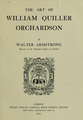 The Art of William Quiller Orchardson, by Walter Armstrong, London 1895.png