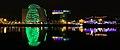 The Convention Centre Dublin. North Wall Quay & River Liffey, Dublin (507209) (32963976865).jpg