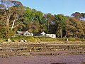 The Cottage on the Shore - geograph.org.uk - 1402617.jpg