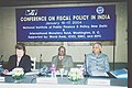 """The Deputy Chairman, Planning Commission Shri K.C. Pant at the Conference on """"Fiscal Policy in India"""".jpg"""