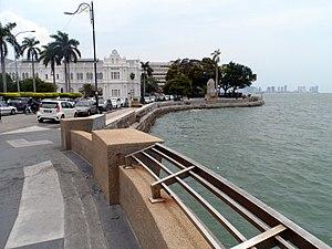 Esplanade, Penang - Image: The Esplanade, George Town, Penang