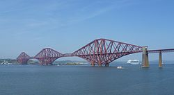 The Forth Bridge, South Queensferry.JPG