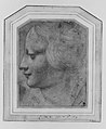 The Head of a Woman in Profile Facing Left MET 43523.jpg