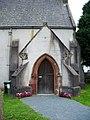 The Parish Church of St Bartholomew, Loweswater, Porch - geograph.org.uk - 554790.jpg