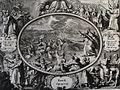The Phillip Medhurst Picture Torah 376. Moses commands the return of the Red Sea. Exodus cap 14 v 23. De Hooghe.jpg
