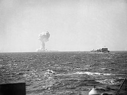 The Royal Navy during the Second World War A10473.jpg