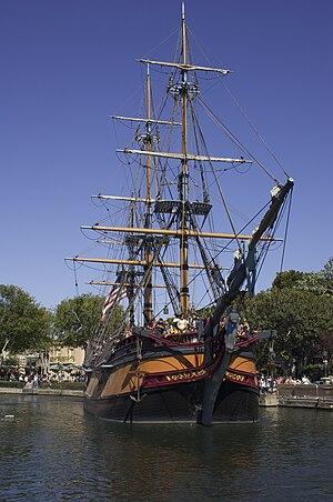 Sailing Ship Columbia - Image: The Sailing Ship Columbia