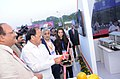 The Union Minister for Urban Development, Housing and Urban Poverty Alleviation and Parliamentary Affairs, Shri M. Venkaiah Naidu inaugurating an Exhibition during the Urban Mobility India Conference.jpg