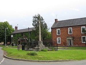 Allington, Lincolnshire - Image: The Village Green, Allington geograph.org.uk 11525
