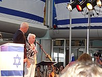 The ceremonial unveiling of the Exodus monument (57).jpg