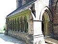 The church porch of St James' Church, Kingston - geograph.org.uk - 543210.jpg