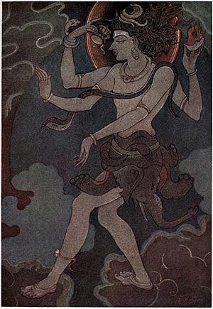 Tandava - The dance of Shiva