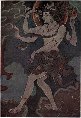 Tandava - The dance of Shiva