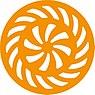 The emblem of the Hovhannes Sharambeyan Peoples Art Centre in Yerevan.jpg