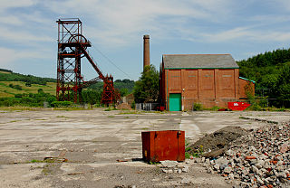 Cefn Coed Colliery Museum Mining museum in Neath Port Talbot, Wales