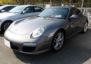 Porsche 997 - Porsche 997 Carrera