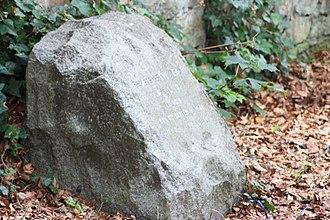 Ben Peach - The grave of Ben Peach, Morningside Cemetery