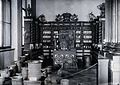 The interior of an old pharmacy reproduced in the National M Wellcome V0029778.jpg