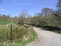 The road to Bennan Farm - geograph.org.uk - 404456.jpg
