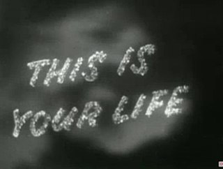 <i>This Is Your Life</i> American television series