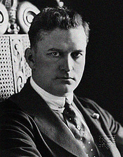 Thomas H. Ince American film producer