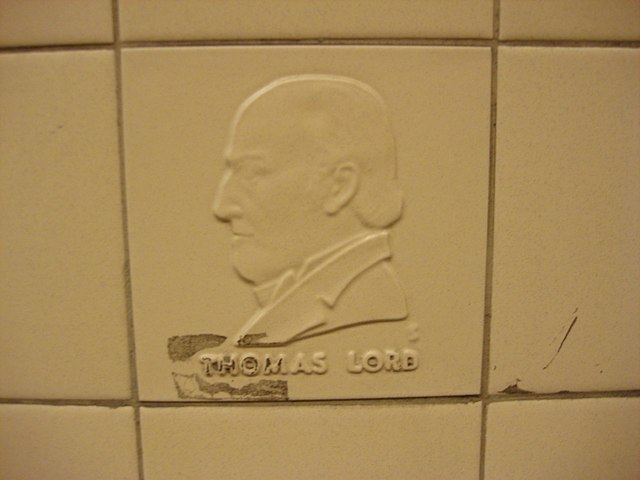 Photo of Thomas Lord