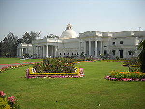 Indian Institute of Technology Roorkee - The Thomason College of Engineering was founded in 1845 to help train engineers for the construction of the Ganges Canal.  The Canal Engineer's Bungalow lies within the campus of IIT Roorkee.