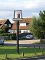 Thorpeness Village Sign - geograph.org.uk - 631110.jpg
