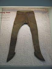 pantalon femme wikipedia
