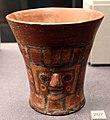Tiahuanaco-huari (bolivia), vaso khero, 600 dc ca.jpg