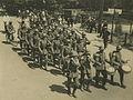 Tijdens de 18e vierdaagse passeert een detachement van de Reichswehr (Duitsland) – F40013 – KNBLO.jpg