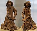 Tilman riemenschneider, due angeli, 1505 ca..JPG