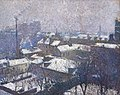 Toits de Paris sous la neige d'H. Martin (MAMC, Strasbourg) (29036915071).jpg