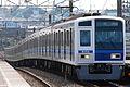 Tokyu touyoko line seibu 6000 kei.JPG