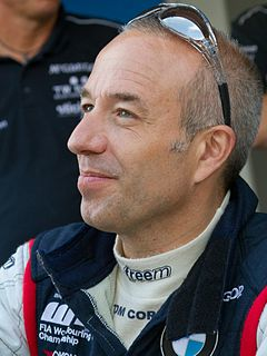 Tom Coronel Dutch racing driver