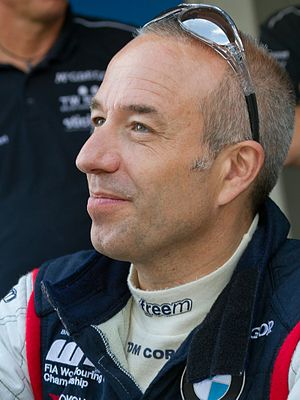 Tom Coronel - Coronel at the 2011 FIA WTCC Race of Japan.