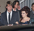 Tom Hooper and Helena Bonham Carter (Berlin Film Festival 2011).jpg