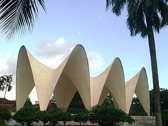 Khawaja Nazimuddin - Mausoleum of three leaders at Dhaka
