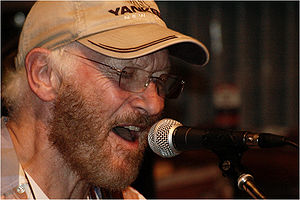 Tony Sheridan - Tony Sheridan performing live, November 2004