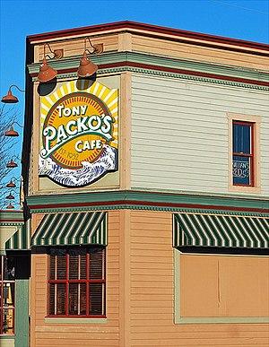 Tony Packo's Cafe - Tony Packo's Cafe in Toledo