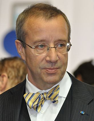 Social Democratic Party (Estonia) - Toomas Hendrik Ilves is a former President of Estonia