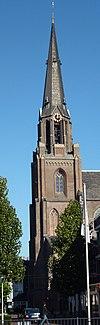 foto van Toren Sint-Lambertuskerk