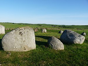 Torhouse - Image: Torhouse Stone Circle geograph.org.uk 2979843