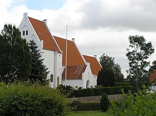 Torkilstrup Church Church in Falster, Denmark