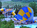 Tornado water slide at Darien Lake.jpg