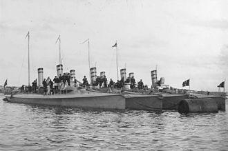 1.-class torpedo boat - Image: Torpedo Boat Brand