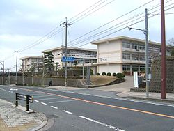 Tottori Koryo high school.jpg